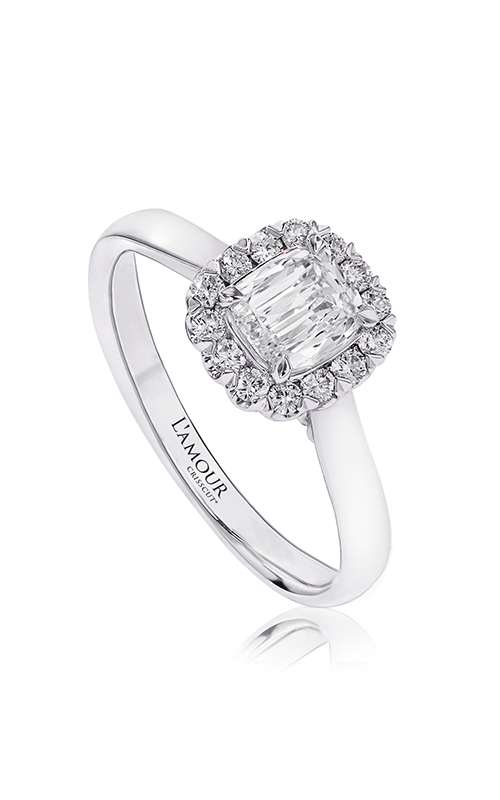 Christopher Designs Engagement ring L506-LCU050 product image