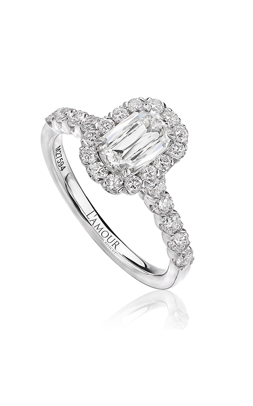 Christopher Designs Engagement ring L101-085 product image