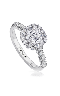 Christopher Designs Engagement Ring L101-LCU060 product image