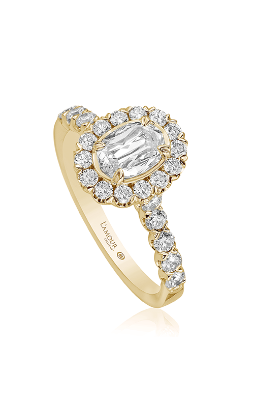 Christopher Designs Engagement ring L101-LOV050-18Y product image