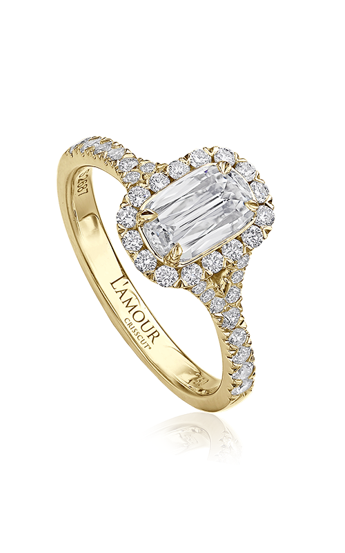 Christopher Designs Engagement ring L103-075-18Y product image