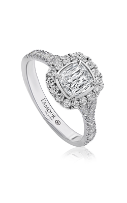 Christopher Designs Engagement Ring L103-LCU050 product image