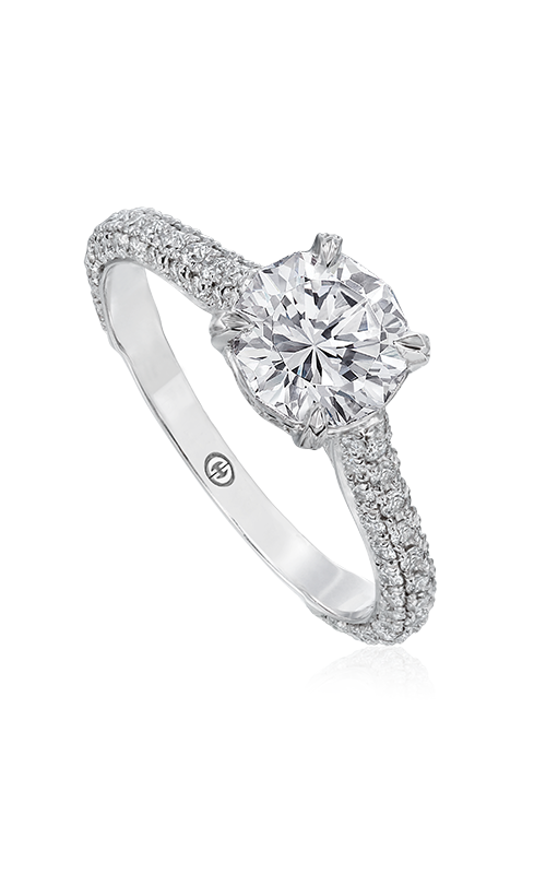 Christopher Designs Engagement ring D97E-RD100 product image