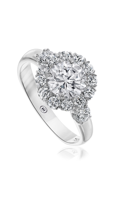 Christopher Designs Engagement Ring G161-RD100 product image
