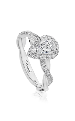 Christopher Designs Engagement Ring L285-LPE100 product image