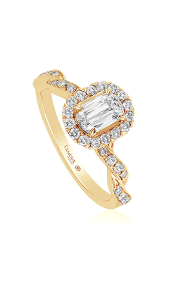 Christopher Designs Engagement Ring L344-040-14Y product image