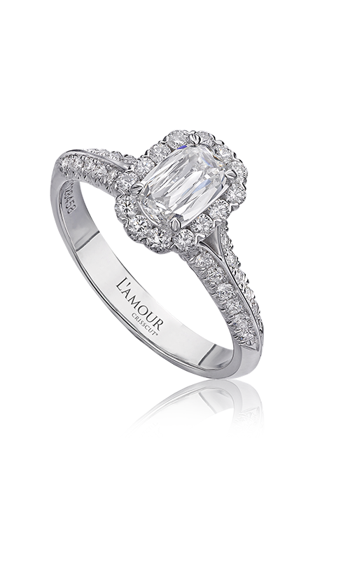 Christopher Designs Engagement ring L100-050 product image