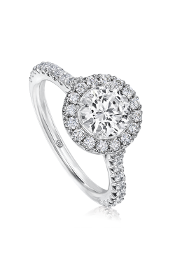 Christopher Designs Engagement Ring L501-RD100 product image