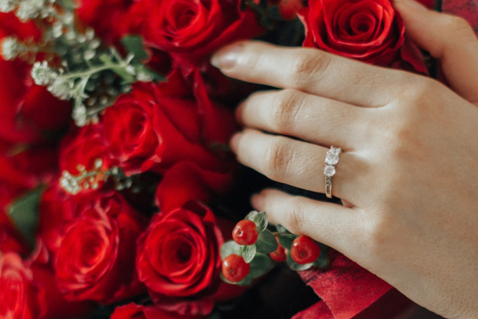 Engagement Ring Ideas for Valentine's Day
