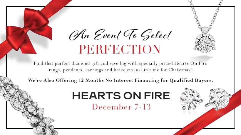 Hearts on Fire Event
